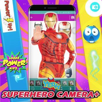 Superhero Camera Photo Editor screenshot 2