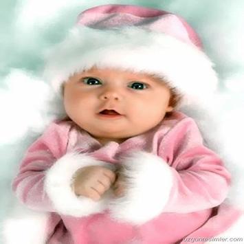 Sevimli Bebek Resimleri poster