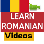 Learn Romanian by Videos icon