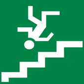 STAIRS FALL 3D icon