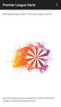 MSB - Premier League Darts poster