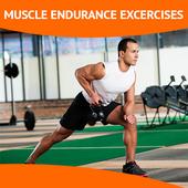 Muscular Endurance Exercises icon