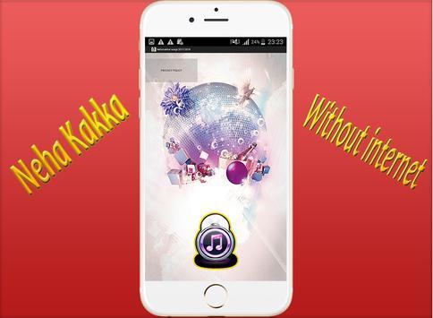 Neha kakkar songs 2017/2018 screenshot 1