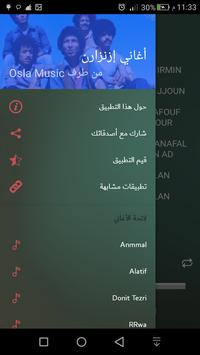 Izenzaren Music poster