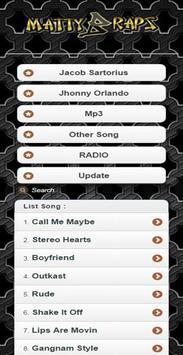 Music MattyB Raps Lyrics + Mp3 screenshot 2