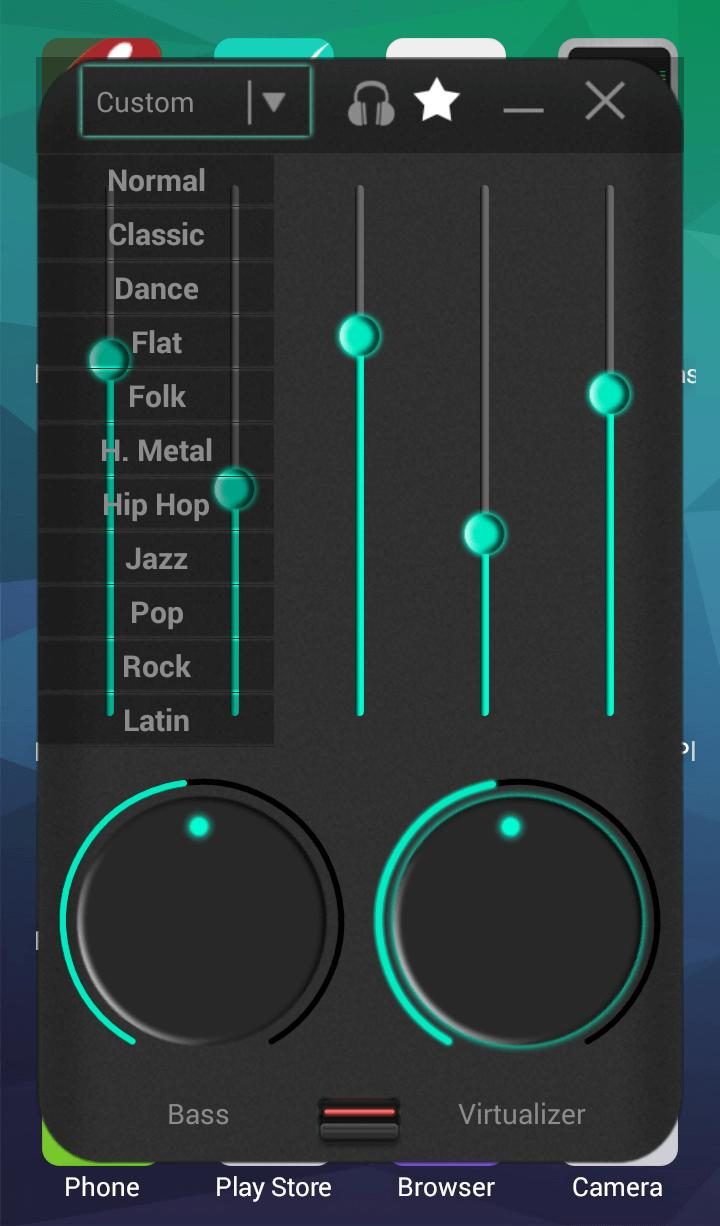 Mp3 Equalizer & Bass Booster for Android - APK Download