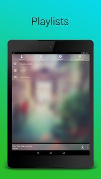 Audio Player apk screenshot