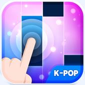 ikon Piano Tiles KPOP Magic - BTS, EXO , TWICE songs