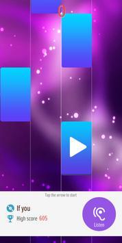 Piano Tiles KPOP Magic - BTS, EXO , TWICE songs screenshot 5