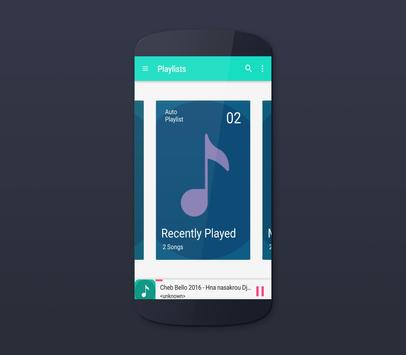 Music Player - Mp3  - 2017 apk screenshot