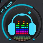 10 Band Equalizer icon