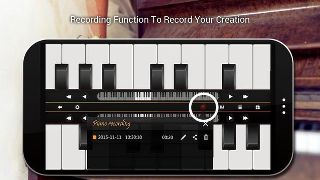Real Piano + apk screenshot