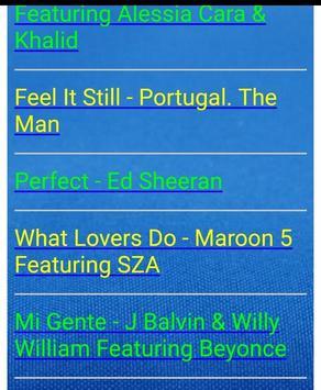 Music Top 100 hits full songs free apk screenshot