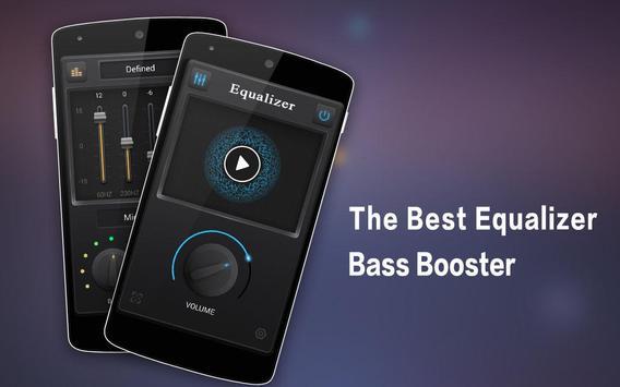 Bass Booster - Equalizer apk screenshot