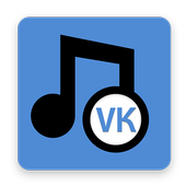 Music and songs : VK VKontakte icon