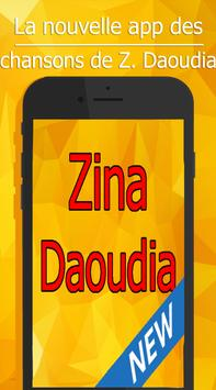 Aghani Zina Daoudia 2017 poster