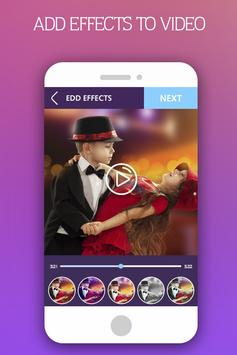 Music Video Editor & Music Video Maker screenshot 4