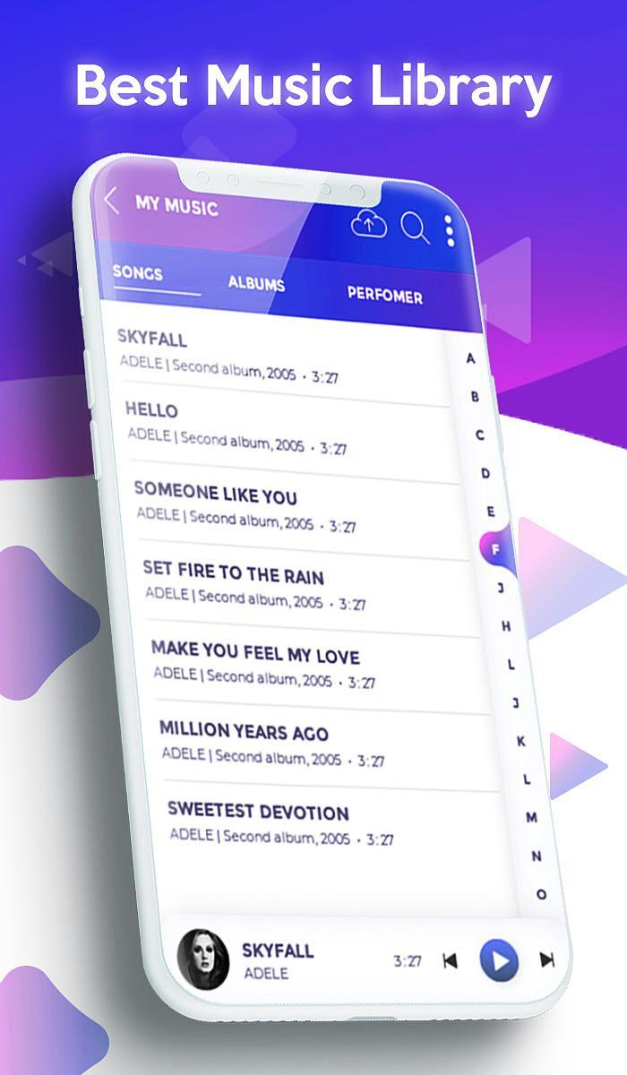 Music Player Style iphone X 2018 Free for Android - APK Download