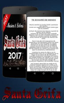 Musica Santa Grifa apk screenshot