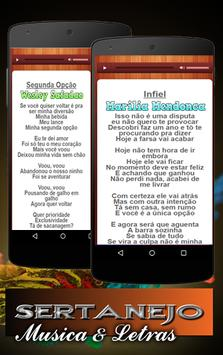 MUSICA SERTANEJA screenshot 3