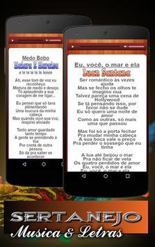 MUSICA SERTANEJA screenshot 2