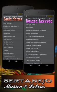 MUSICA SERTANEJA screenshot 4