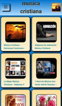 Christian music poster