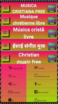 Christian music free. poster