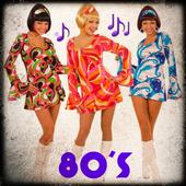 Music 80 icon