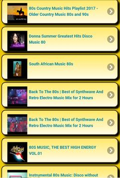 Music 80's for Android - APK Download