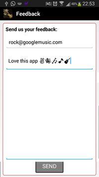 Rock Music apk screenshot