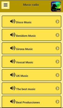 Music Radio screenshot 1