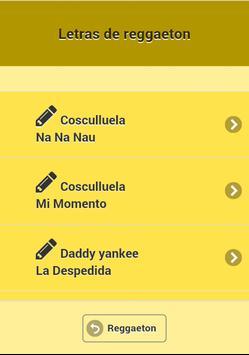 Music Reggaeton more apk screenshot