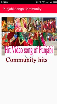 Punjabi Hit Video and Cultural Songs community apk screenshot