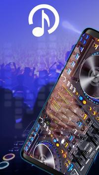 Virtual Mobile DJ Mixer - DJ Mixer Player App poster