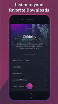 Download and Play Music Song Mp3 Free screenshot 2