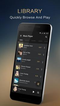 Music Player - Equalizer & Bass Booster poster