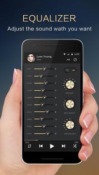 Music Player - Equalizer & Bass Booster apk screenshot