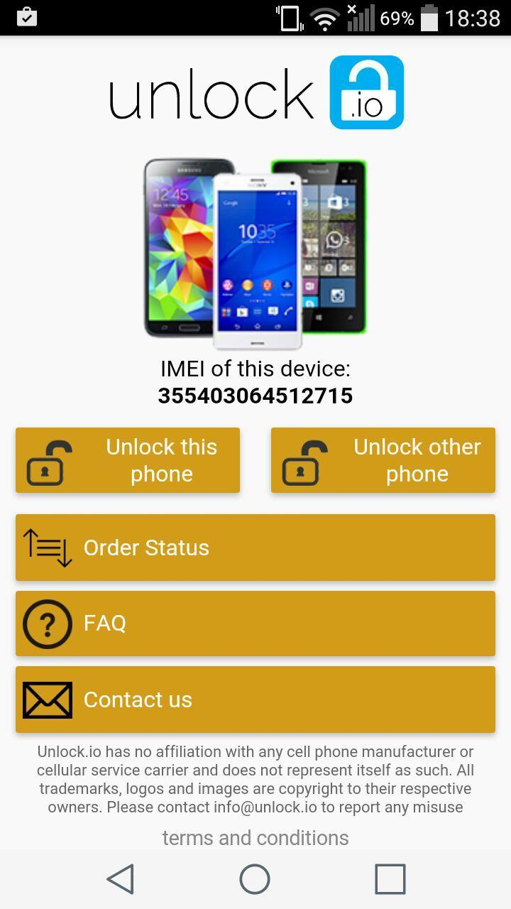 SIM Unlock AT&T phone for Android - APK Download
