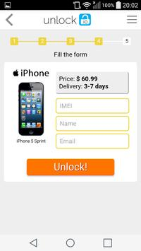 Desbloquear SIM Sprint & Boost Mobile captura de pantalla 3