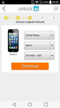 Desbloquear SIM Sprint & Boost Mobile captura de pantalla 2