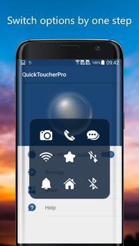 QuickToucher poster