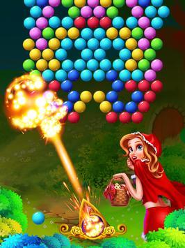 Red Riding Hood Story Bubble screenshot 3