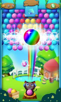 Cat Bouncing Bubble screenshot 1