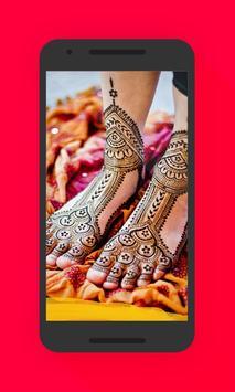 Best Foot Mendi designs apk screenshot