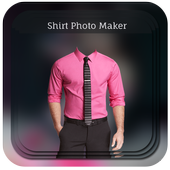 Shirt Photos Suit icon