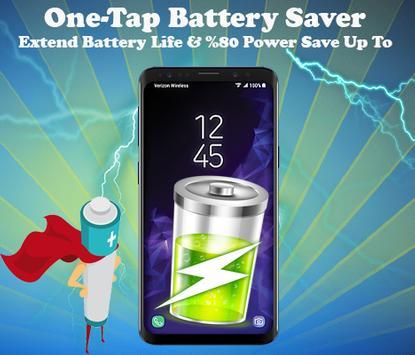 Super Clean - Battery Life Saver,Booster screenshot 3