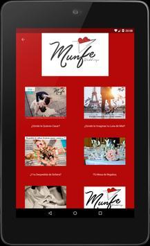 MUNFE WEDDINGS screenshot 8