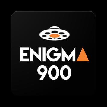 Enigma 900 poster