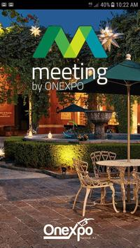 Onexpo app poster